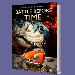 JIM DENNEY, BATTLE BEFORE TIME