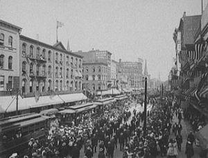 Credit: Dismal World 1900 NY Labor Day Parade