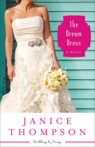 The Dream Dress by Janice Thompson is just one of the books I'm reviewing.