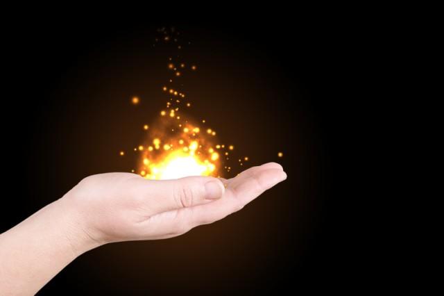 vickihinze, a spark serves