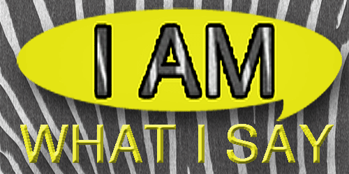 I am what I say by Vicki Hinze, Christians Read