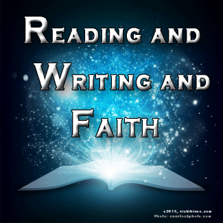 Christians Read, vicki hinze, readers and writers and faith, articles