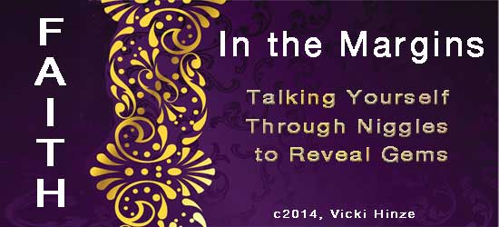 Vicki Hinze, Christians Read, Faith in the Margins