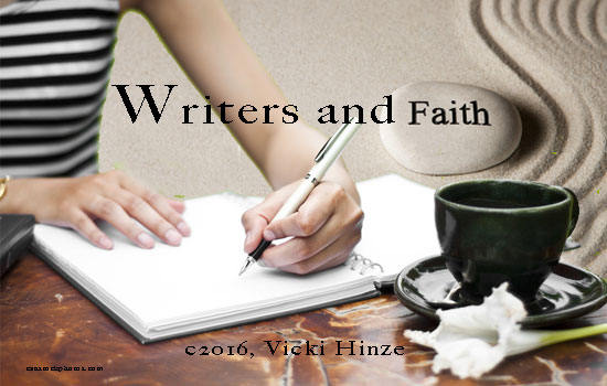 Writers and Faith, Vicki Hinze