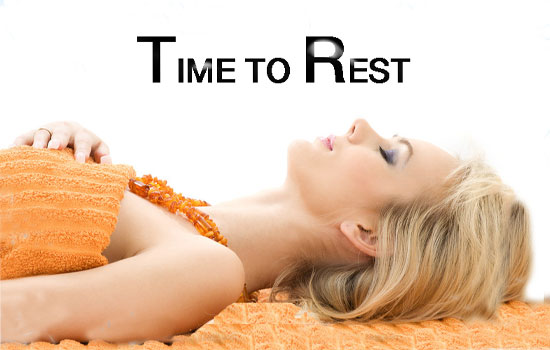 Time to Rest, Vicki Hinze, Christians Read