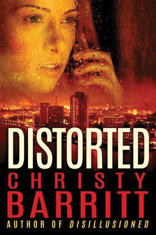destorted by christy barrit