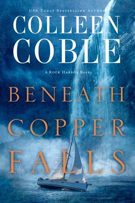 Beneath Copper Falls cover comp 2