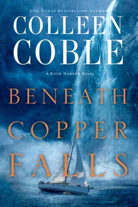 Beneath Copper Falls cover comp 2