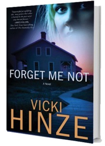 Forget Me Not, Vicki Hinze, Crossroads Crisis Center, Shadow Watchers