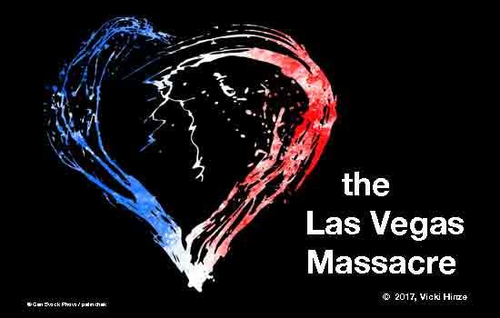 The Las Vegas Massacre, Vicki Hinze