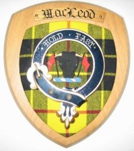 MacLeod Crest