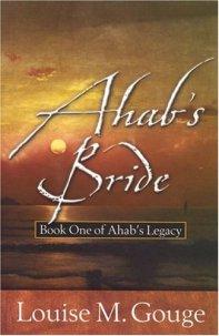 Ahab's Bride Cover Original