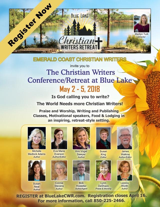 Blue Lake Christian Writers Retreat