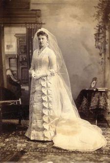 Florence_Folger Victorian Bride