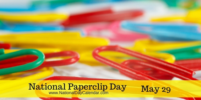 National-Paperclip-Day-May-29