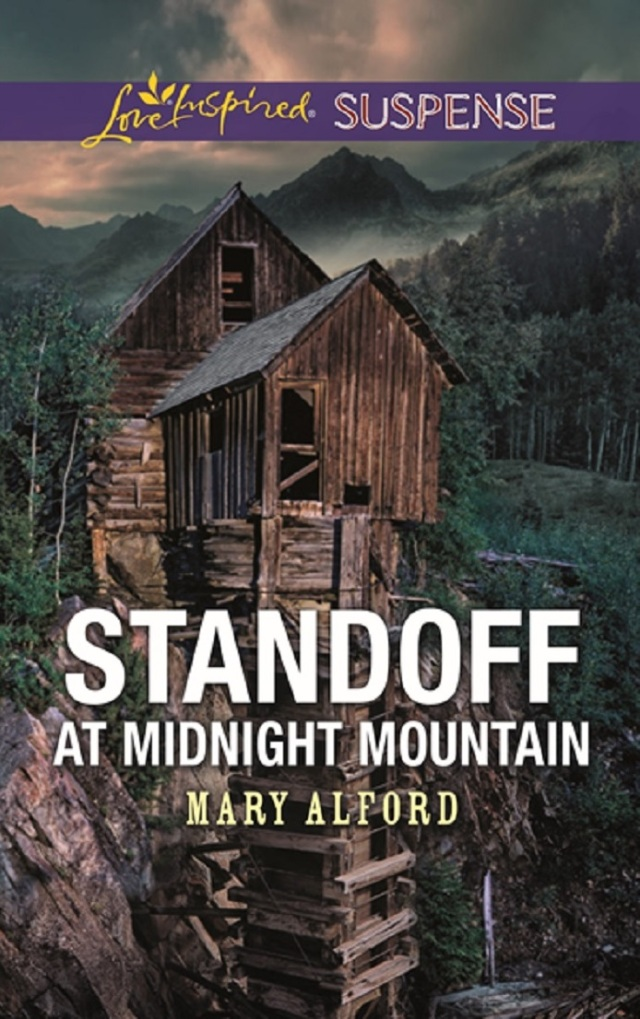 Standoff At midnight moutnain book cover