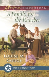 A Family for the Rancher Cover