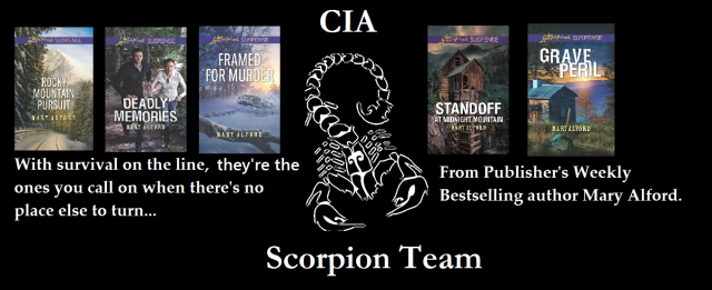 scorpion team books 1