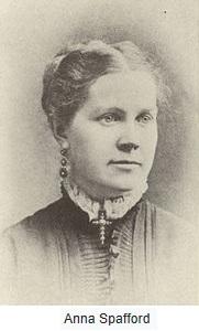 Anna Spafford