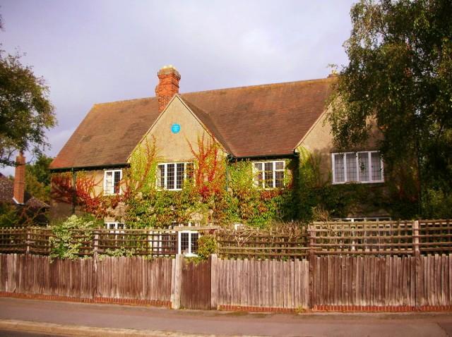 TolkienHomeOxford