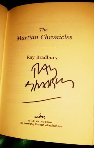 AutographedMartianChron