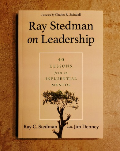 Ray Stedman on Leadership - Ext