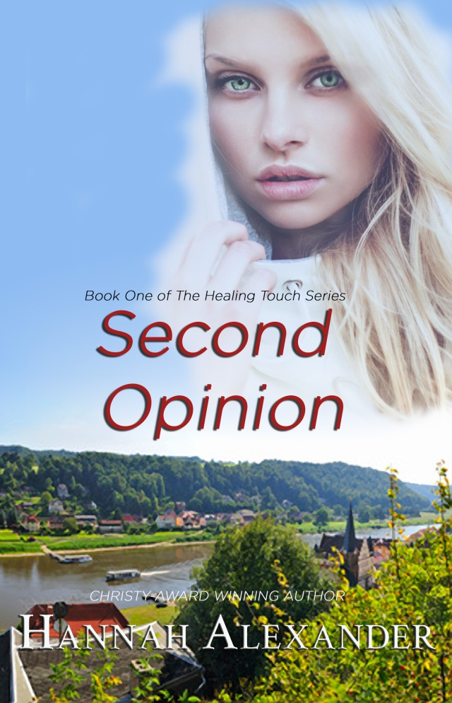 Cheryls second opinion front cover