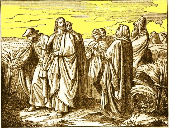 Jesus&Disciples