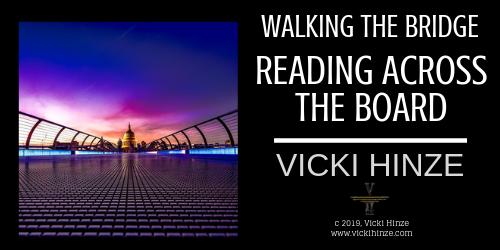 Vicki Hinze, Walking the Bridge