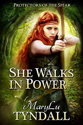 She walks in power, review Christians Read, Nora St. Laurent, Marylu  Tyndall