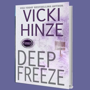 Deep Freeze, Vicki Hinze, STORMWATCH