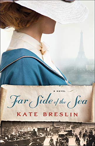 Far Side of the Sea, Kate Breslin, Nora St. Laurent reviews, Christians Read
