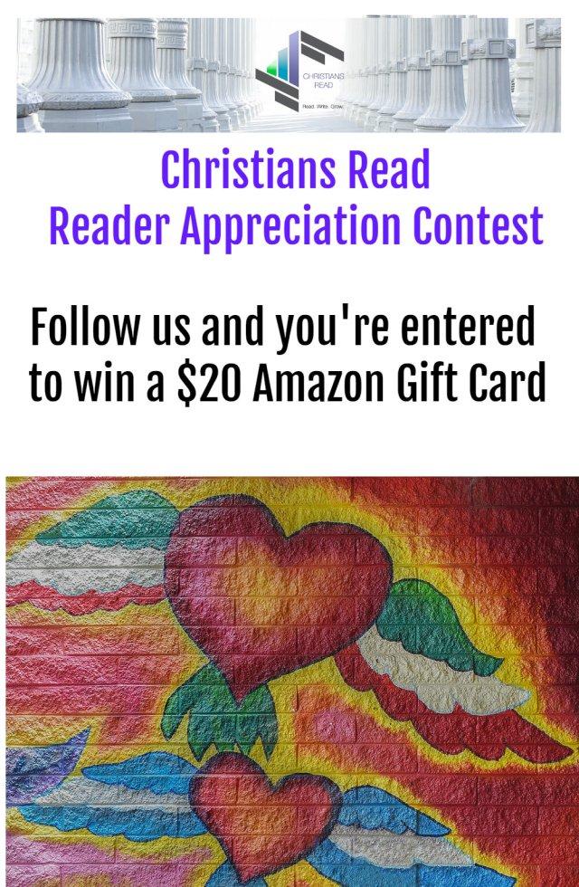 Reader Appreciation Contest