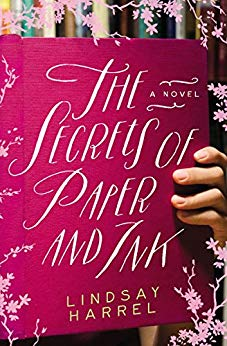 Lindsay Harell, The Secrets of Paper and Ink, Christians Read, Nora St Laurent Review