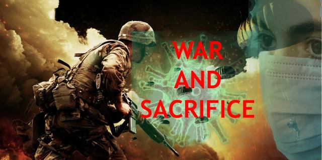 Vicki Hinze, War and Sacrifice, Christians Read