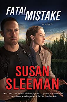 Nora's Reviews, Christians Read, Vicki Hinze, Susan Sleeman, Fatal mistake