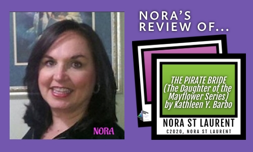 Nora's Review of The Pirate Bride by Kathleen Y. Barbo, Christians Read